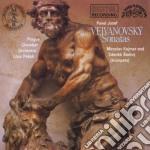 SONATA VENATORIA, A4, A5, A6, A8, SERENA cd musicale di VEJVANOVSKY