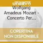 CONCERTO X CORNO E ORCHESTRA (INTEGRALE) cd musicale di Wolfgang Amadeus Mozart