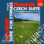 SUITE CECA OP.39 cd musicale di Antonin Dvorak