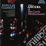 Composizioni Celebri: Leonora Iii, Auffonrderung Zum Tanz, Carnevale Romano, Les  - Ancerl Karel Dir  /orchestra Filarmonica Ceca cd musicale