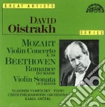 CONCERTO X VL E ORCHESTRA K 216 cd musicale di Wolfgang Amadeus Mozart