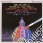 Mendelssohn Felix - Sinfonia N.4 Op.90