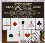 PETROUCHKA, JEU DE CARTES, FUOCHI D'ARTI cd musicale di Igor Stravinsky