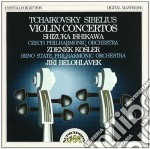 CONCERTO X VL OP.47 cd musicale di Jean Sibelius