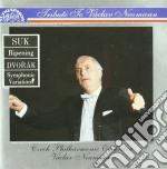 RIPENING (MATURAZIONE), POEMA SINFONICO cd musicale di Josef Suk