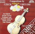 Musica X Vl E Pf Ceca  - Snitil Vaclav  Fl./josef Hala Pf. cd musicale