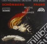 Schoenberg Arnold - Pelleas Et Melisande  - Baudo Serge Dir  /orchestra Filarmonica Ceca cd musicale di Arnold Schoenberg