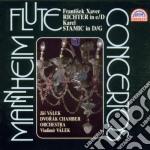 Richter F.x.  - Valek Vladimir Dir  /jiri Valek Fl, Dvorak Chamber Orchestra cd musicale