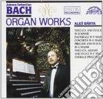 Bach J.S. - Toccata E Fuga Bwv565,pastorale Bwv590,concerto Bwv 592, Preludio E Fuga Bwv 541 cd musicale di Johann Sebastian Bach
