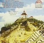 Musica Antica Ceca /musica Bohemica cd musicale