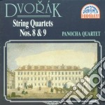 Dvorak Antonin - Quartetto N.8 Op.80, N.9 Op.34 - Musicada Camera Integrale Vol.6  - Panocha Quartet cd musicale di Antonin Dvorak