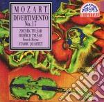 DIVERTIMENTO X 2 VL, VLA, VLC E 2 CORNI cd musicale di Wolfgang Amadeus Mozart