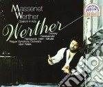 WERTHER, OPERA IN 4 ATTI cd musicale di Jules Massenet