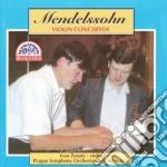 Mendelssohn Felix - Concerto X Vl E Orchestra /ivan Zenaty Vl , Rchestra Ssnfonica Di Praga cd musicale di Felix Mendelssohn