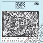 CHRISTMAS MUSIC OF BOHEMIAN BAROQUE cd musicale