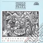 Christmas Music Of Bohemian Baroque  - Klikar Pavel Dir  /musica Antiqua Praga cd musicale