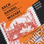 CONCERTO X PF E ARCHI N.1 BWV 1052 cd musicale di Johann Sebastian Bach