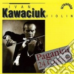 CAPRICCIO N.1 > N.24 OP.1 cd musicale di Niccolo' Paganini