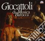 Giocattoli Di Musica Barocca  - Musica Concertiva  /petr Zeifart Fl, V.ghielmi Vla, Riccardo Doni Clav. cd musicale