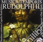 Composizioni Del Tempo Di Rodolfo Ii  - Danek Petr Dir  /duodena Cantitans, Capella Rudolphina, Michael Consort cd musicale