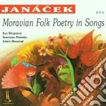 LIEDER (SU TESTI POPOLARI MORAVI) cd musicale di Leos Janacek