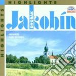 IL GIACOBINO (ESTRATTI) cd musicale di Antonin Dvorak