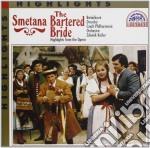 SPOSA VENDUTA (ESTRATTI) cd musicale di Bedrich Smetana