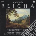 QUARTETTI OP.98 (NN.1 > 3) X FL, VL, VLA cd musicale di Antonin Reicha