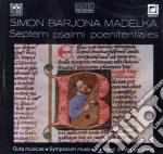 Madelka /symposium Musicum cd musicale