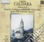 Prustmann /prague Chamber Chorus, Musica Bohemica cd musicale