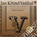 Vanhal Johann Baptist - Quartetti X Archi cd musicale di VANHAL JOHANN BAPTIS