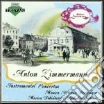 CONCERTO X CLAV E ORCHESTRA, CONCERTO X cd musicale di Anton Zimmermann