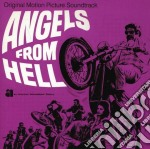 Ost/angels from hell cd musicale di Artisti Vari