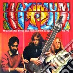 Maximum sitar '66-'72 cd musicale di Artisti Vari