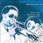 Curtis Fuller Quartet - Live In Italy cd musicale di CURTIS FULLER QUARTE