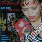 Deborah J.carter - Blue Notes & Red Shoes cd musicale di J.carter Deborah