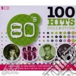 100 hits - 80's cd musicale di Artisti Vari