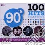 100 hits - 90's cd musicale di Artisti Vari