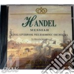 Messiah cd musicale di Handel