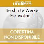 CONCERTI PER VIOLINO VOL.1 - CONCERTO PE cd musicale di Ciaikovski pyotr il'