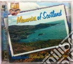 Memories of scotland cd musicale