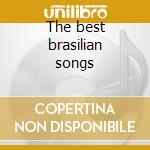 The best brasilian songs cd musicale