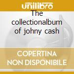 The collectionalbum of johny cash cd musicale di Double gold (2cd)