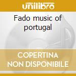 Fado music of portugal cd musicale di Double gold (2cd)