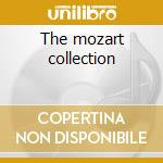 The mozart collection cd musicale