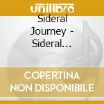 Sideral journey cd musicale