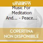 Peace in your minds cd musicale