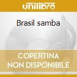 Brasil samba cd musicale