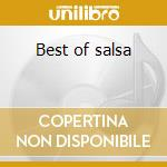 Best of salsa cd musicale