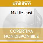 Middle east cd musicale